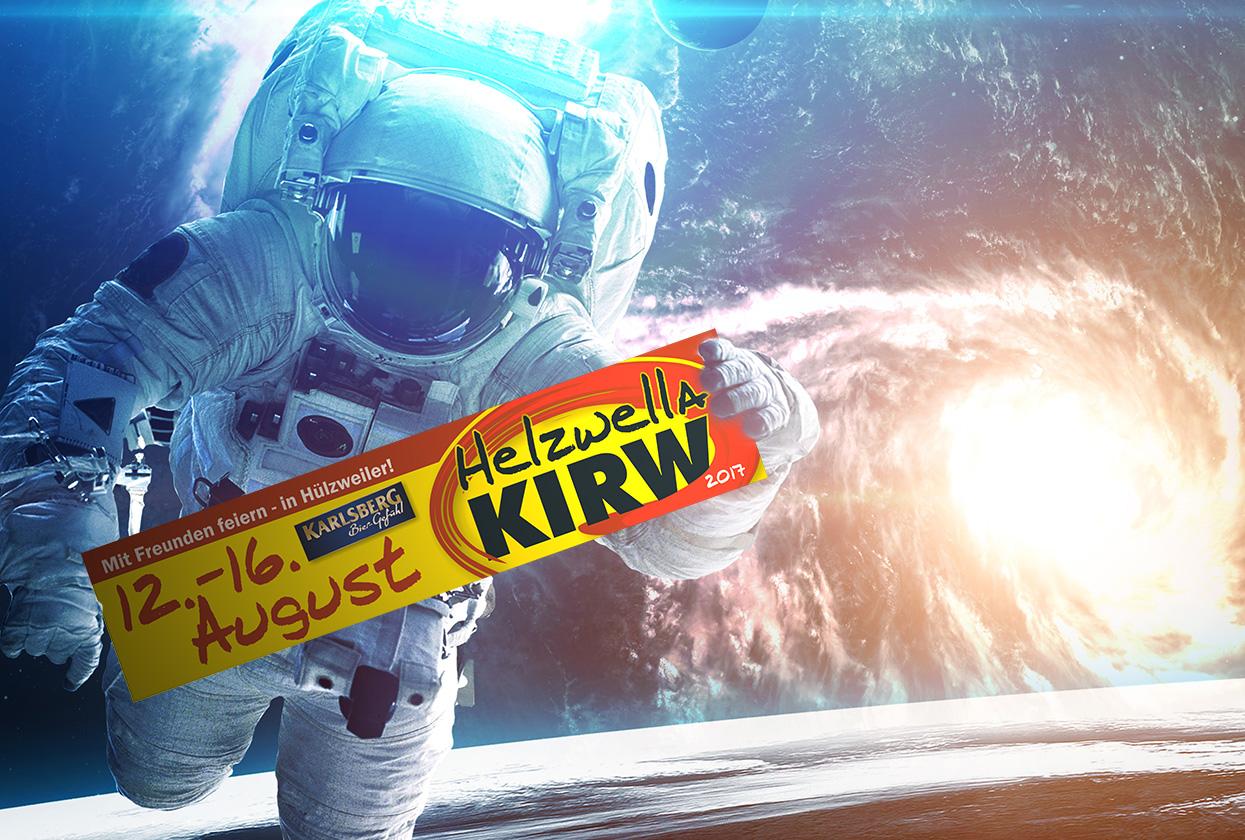Banner-Aktion zur Helzwella-Kirw - BBQ-Donut Fun-Paket gewinnen